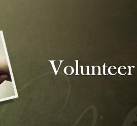 Volunteer Schdeule